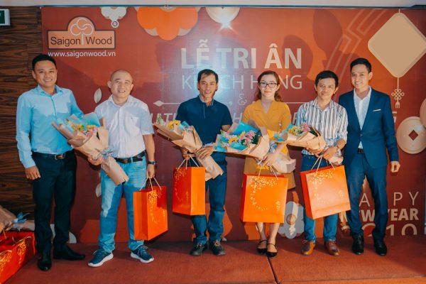 Tiệc tri ân khách hàng Saigon Wood 2018
