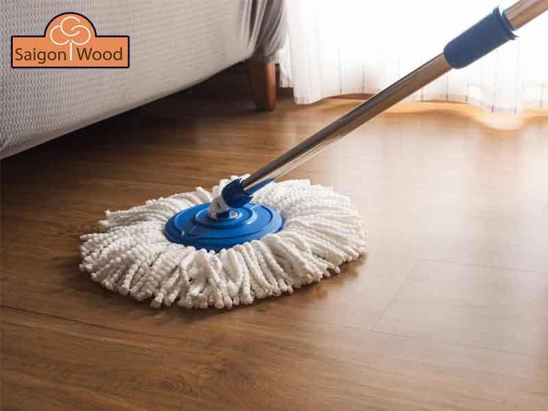 Có phải bạn đang bảo quản sàn gỗ sai cách