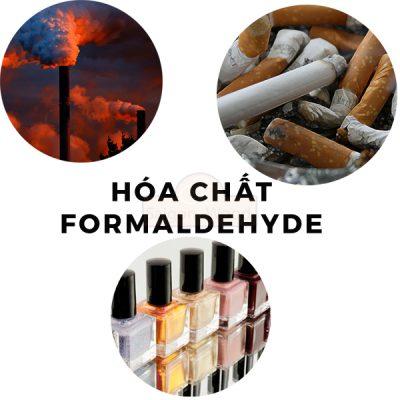 hóa chất Formaldehyde
