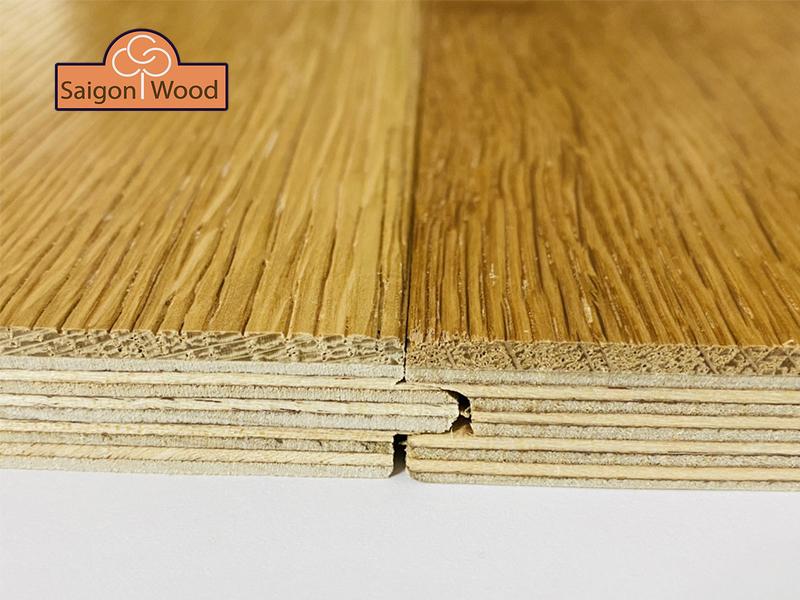 Sàn gỗ kỹ thuật tự nhiên