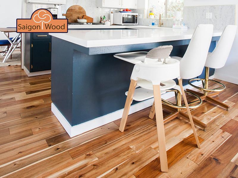 sử dụng sàn gỗ kỹ thuật