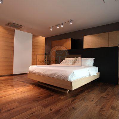 Sàn gỗ kỹ thuật cách âm